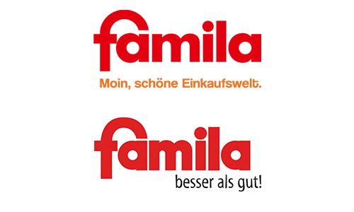 famila Logos